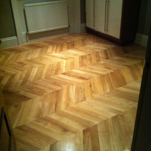 3 chevron oak natural oil. Black Bedroom Furniture Sets. Home Design Ideas